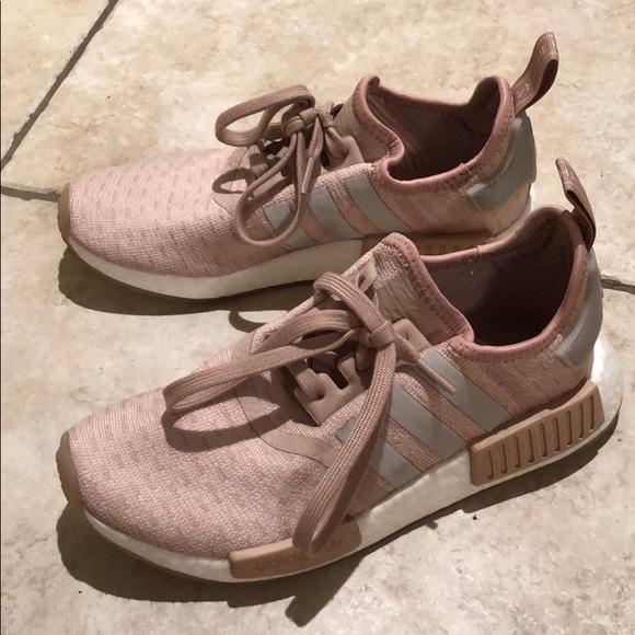 adidas Shoes | Nmd R1 Chalk Pearl